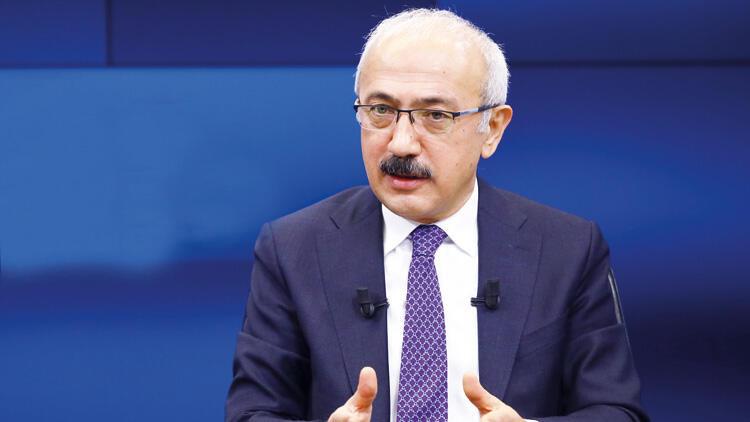 Bakan Elvan: Merkez'in yaptığı işlemler yasal