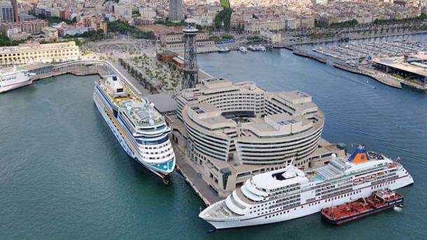 Enka İnşaat Tarafından 2022 Yaz Aylarında Tamamlanacak Olan Nassau Kruvaziyer Limanı Şekilleniyor