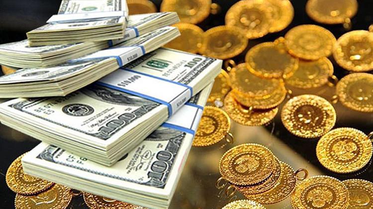 Dolar,Gram Altın,Borsa,Finans