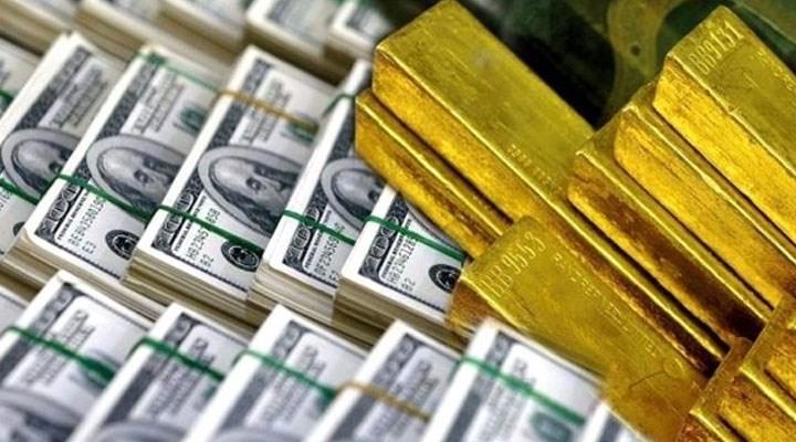 MERKEZ BANKASI REZERVLERİ 92 MİLYAR 605 MİLYON DOLAR OLDU