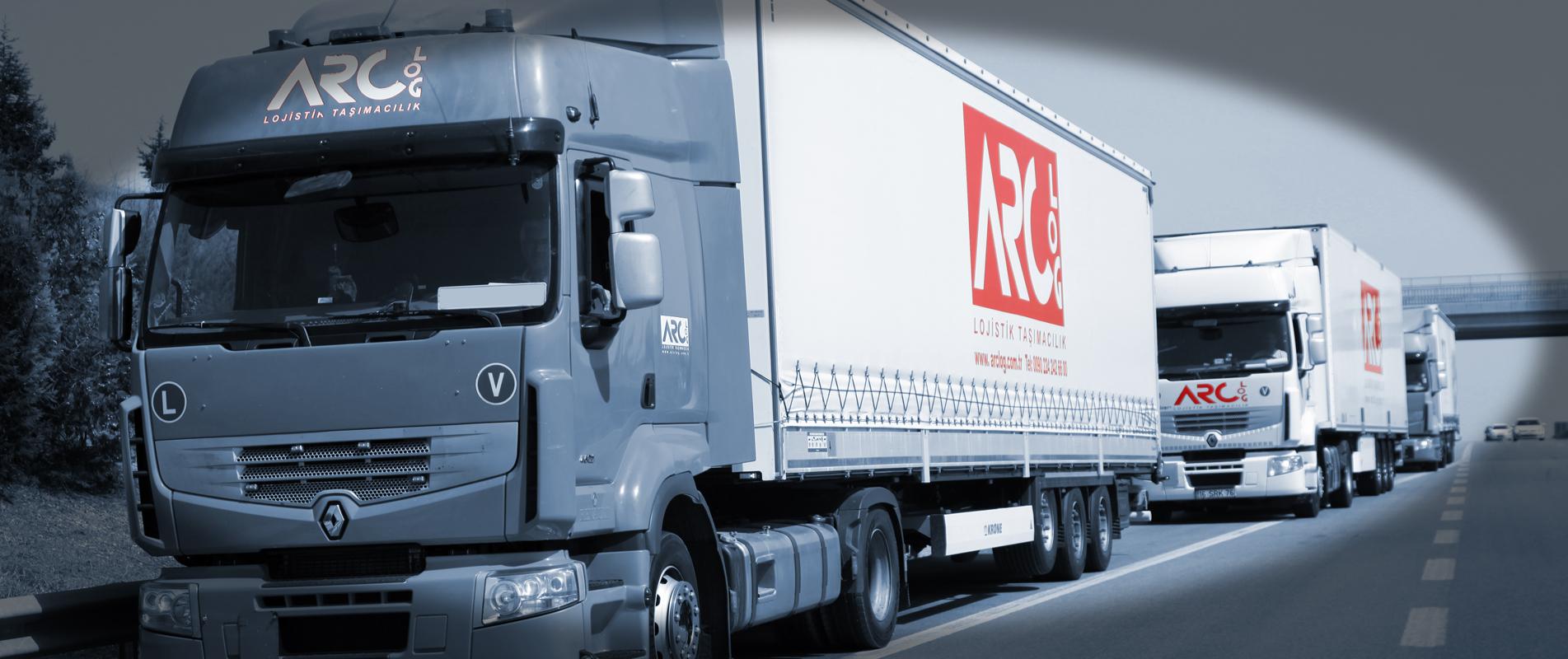 ARC Lojistik, Filosunu 40 Adet F-MAX ile Genişletti