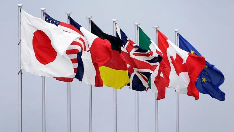 G7 yaklaşırken vergide farklı görüşler var