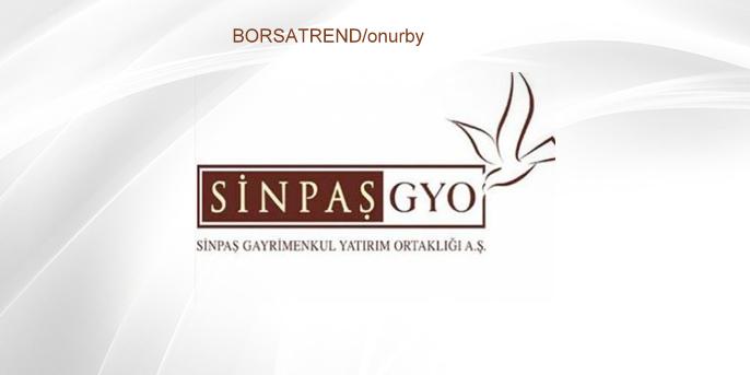 Sinpaş Gayrımenkul'de (SNGYO) hacim yükselişi destekliyor