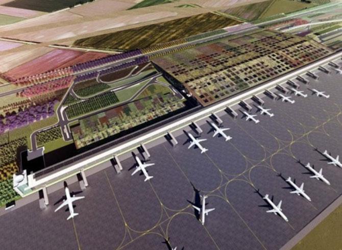 Çukurova Havalimanı,Alt Yapı,Devlet Teşviği,Sanayi ve Teknoloji Bakanlığı