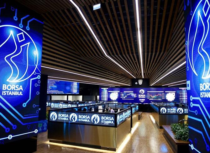 Borsa İstanbul BIST 100 Şirketlerinin piyasa değeri