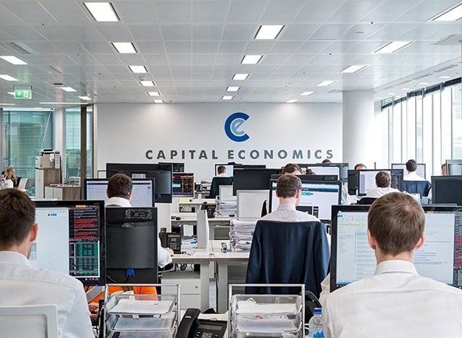 Capital Economics: TL'de sert düşüş olmazsa TCMB Temmuz'da faiz indirir