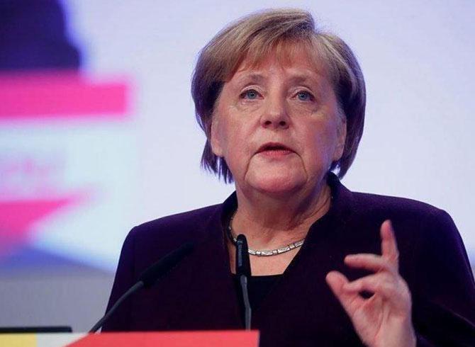 Merkel,Almanya,Türkiye,Macron