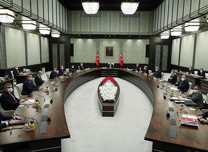 Gözler Yarınki Kabine Toplantısında