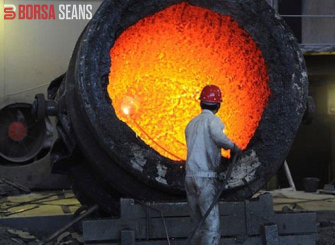Türkiye'nin Ham Çelik Üretimi %42 Arttı