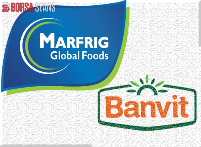 BANVİT Hisselerinde Yeni Ortak Marfrig Global Foods S.A.