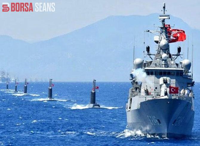 Türkiye Ege Denizi'nin Uluslarası Sularında NAVTEX ilan Etti.