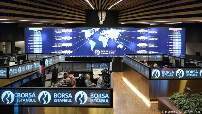 BORSA İSTANBUL BIST 100 günü %-1,12 düşerek kapattı