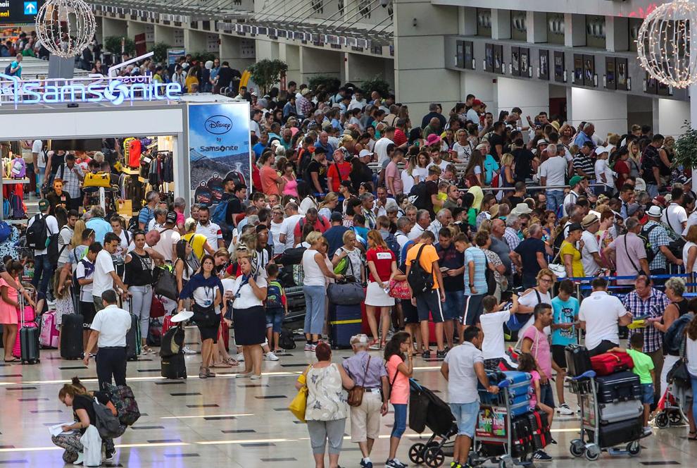 Antalya,Rusya,Türkiye,THY,Turist,Havalimanı,Turizm