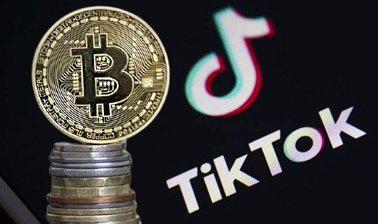 TikTok'tan Kripto Paralara Darbe!