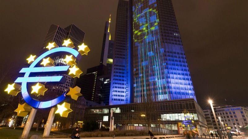 Euro Bölgesi'nde enflasyon yüzde 2'nin altında