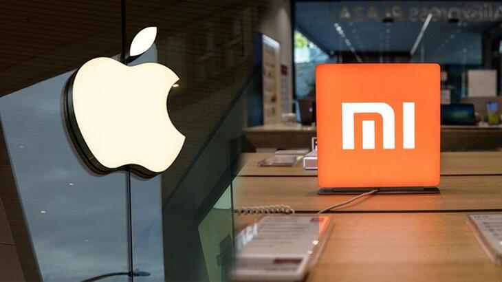Xiaomi, Apple'ı tahtından indirdi
