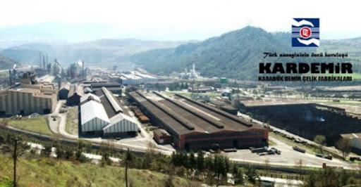 Karabük Demir ve Çelik Fabrikaları yılın ilk altı aylık döneminde 1,42 milyar lira net kar elde etti