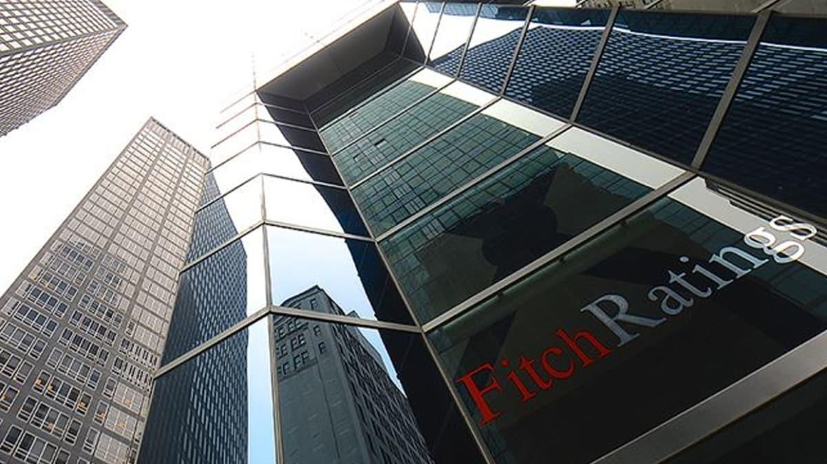 Fitch, Türkiye için bu yıl büyüme beklentisini yüzde 6,3'ten yüzde 7,9'a yükseltti