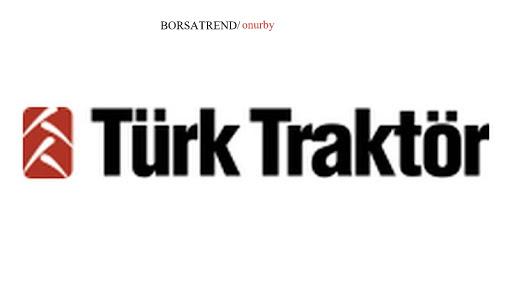 TÜRK TRAKTÖR,#TTRAK,TEKNİK ANALİZ,TARIM,BORSA