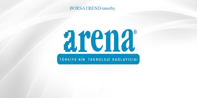 ARENA BİLGİSAYAR,#ARENA,BORSA,HİSSE,TEKNİK ANALİZ