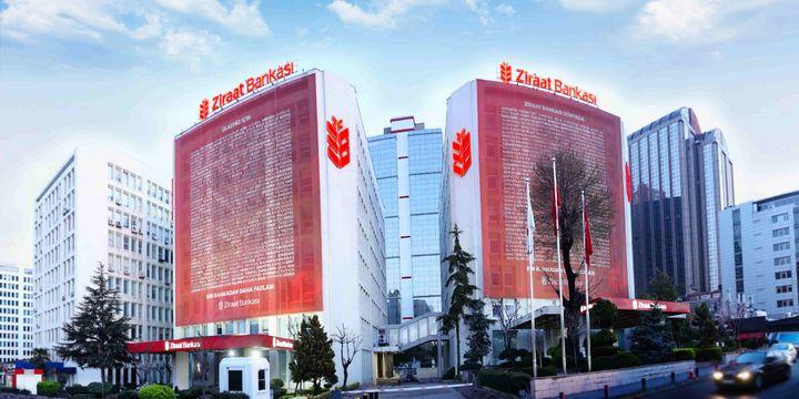 Ziraat Bankası'nın ticari zararı 2.5 milyar