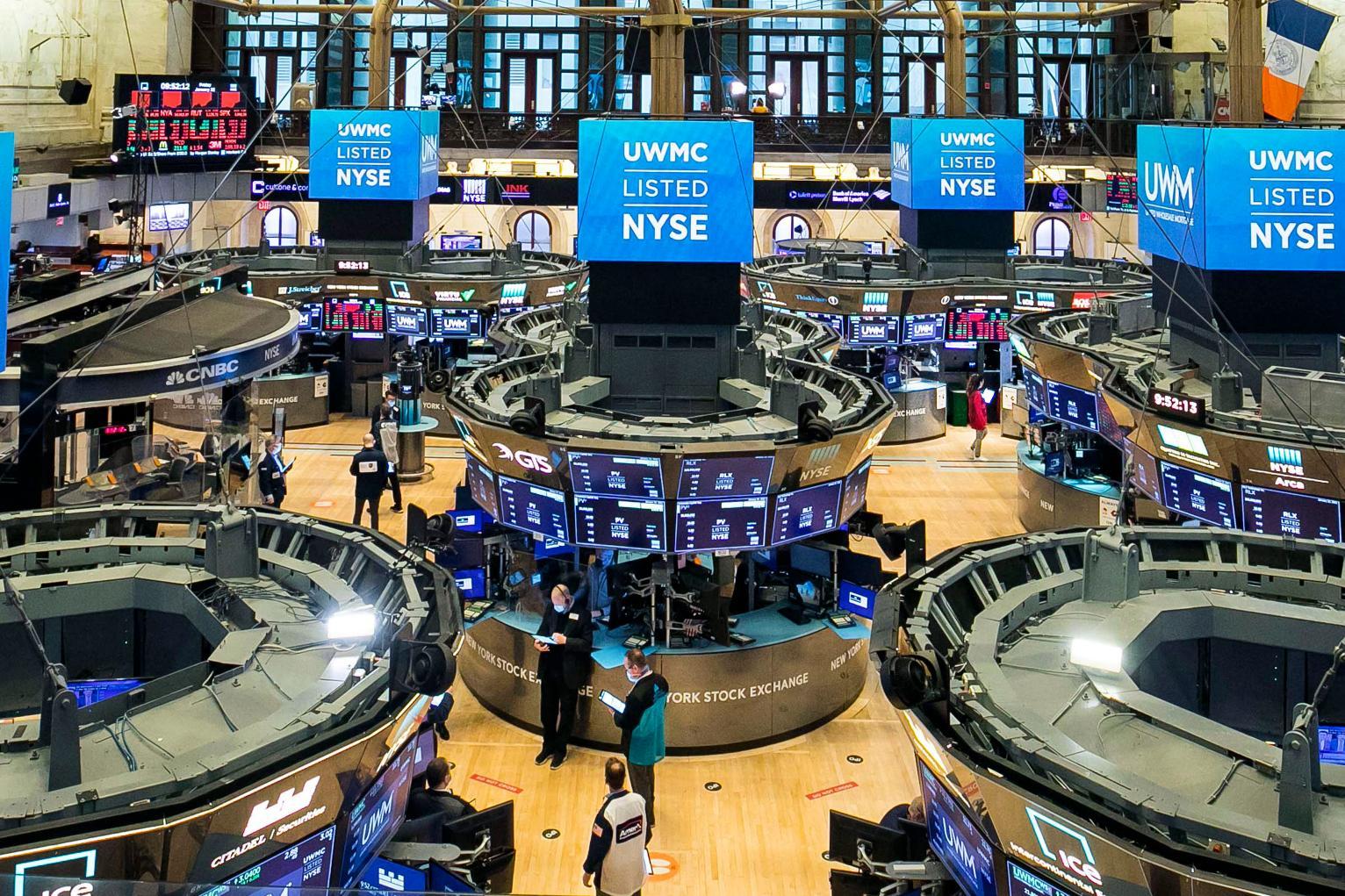 Wall Street Fed tutanakları sonrası düşüşle kapandı