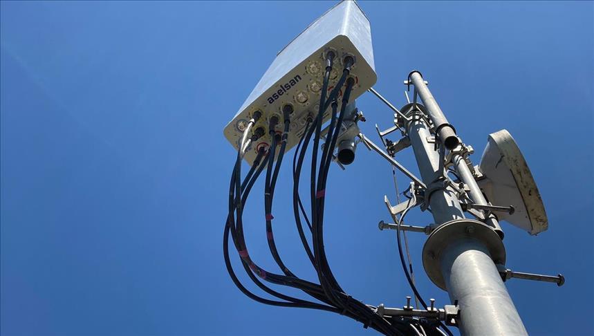 ASELSAN'ın yerli anteni Türk Telekom şebekesinde test ediliyor