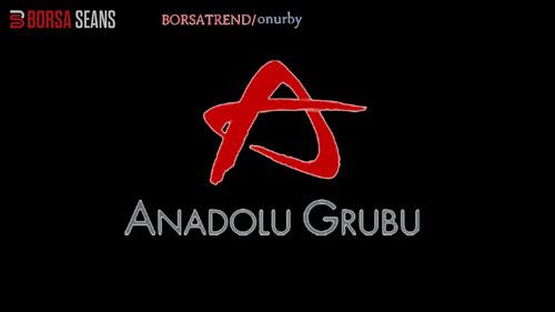 ANADOLU HOLDİNG,AGHOL,BORSA,TEKNİK ANALİZ