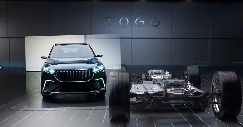 TOGG Yerli Otomobilin Batarya Üretimini Yapacak Şirket Kurdu