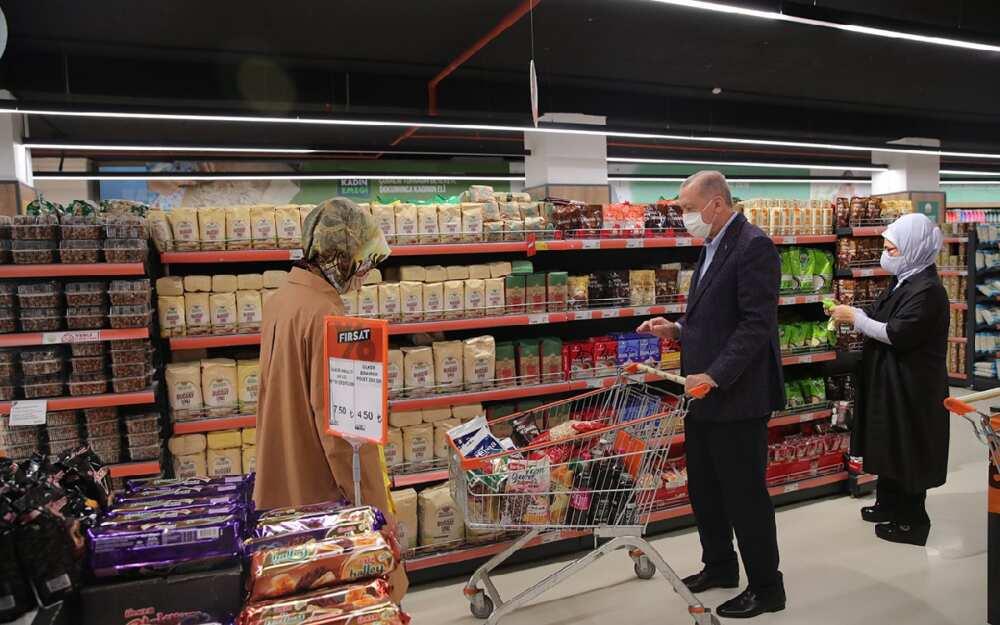 Cumhurbaşkanı'ndan Müjde; 1000'e Yakın Tarım Kredi Kooperatifi Marketi Açılacak