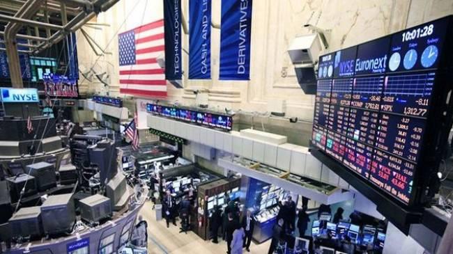 New York Borsası Haftayı Düşerek Kapattı