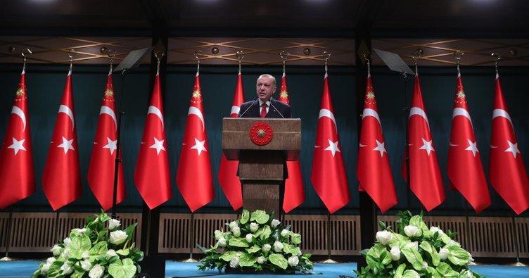 Son dakika: Milyonların gözü bu kabine toplantısı ve Başkan Erdoğan'da