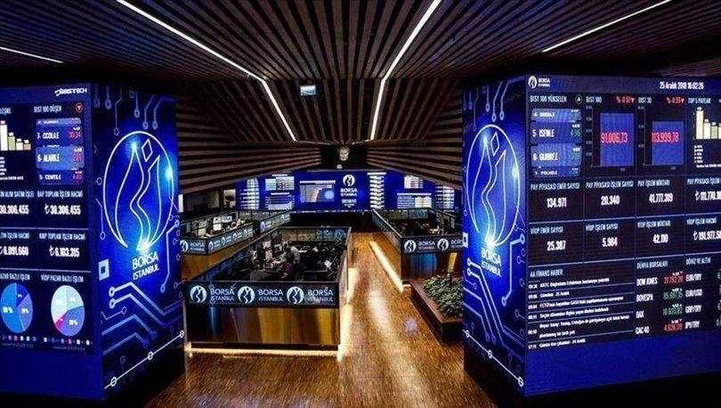 Borsa İstanbul günü %0.13 Değer Kaybıyla 1411,75 Puandan Kapattı