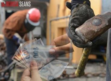 Kamu işçilerine 2021'in ilk 6 ayı için yüzde 9, ikinci 6 ay için yüzde 5 artı enflasyon farkı teklif edildi