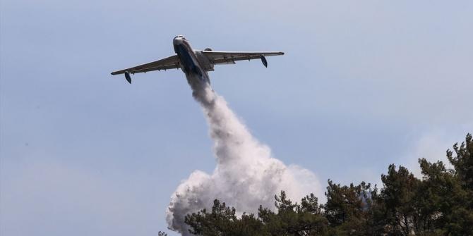 AB, Türkiye'ye yangın söndürme uçağı desteği için harekete geçti