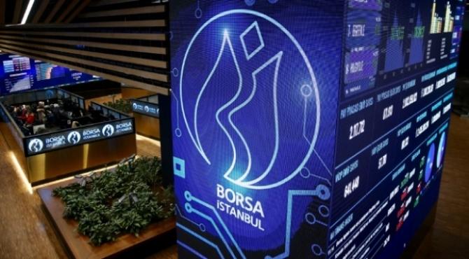 Borsa İstanbul Yeni haftaya sert düşerek başladı.