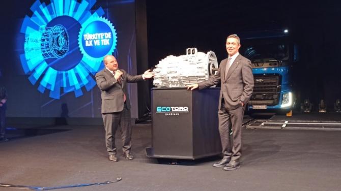 Ford Otosan'dan Türkiye'nin ilk yerli şanzımanına 58 milyon euro yatırım