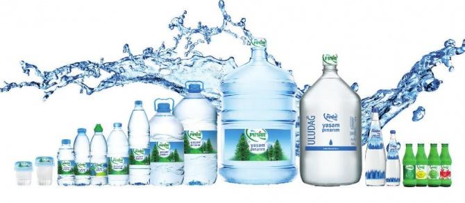 Pınar Su ve İçecek'ten yeni pazar hedefi
